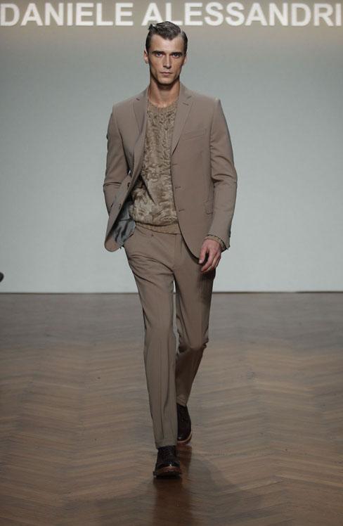 Daniele Alessandrini Fall/Winter 2012   Milan Fashion Week