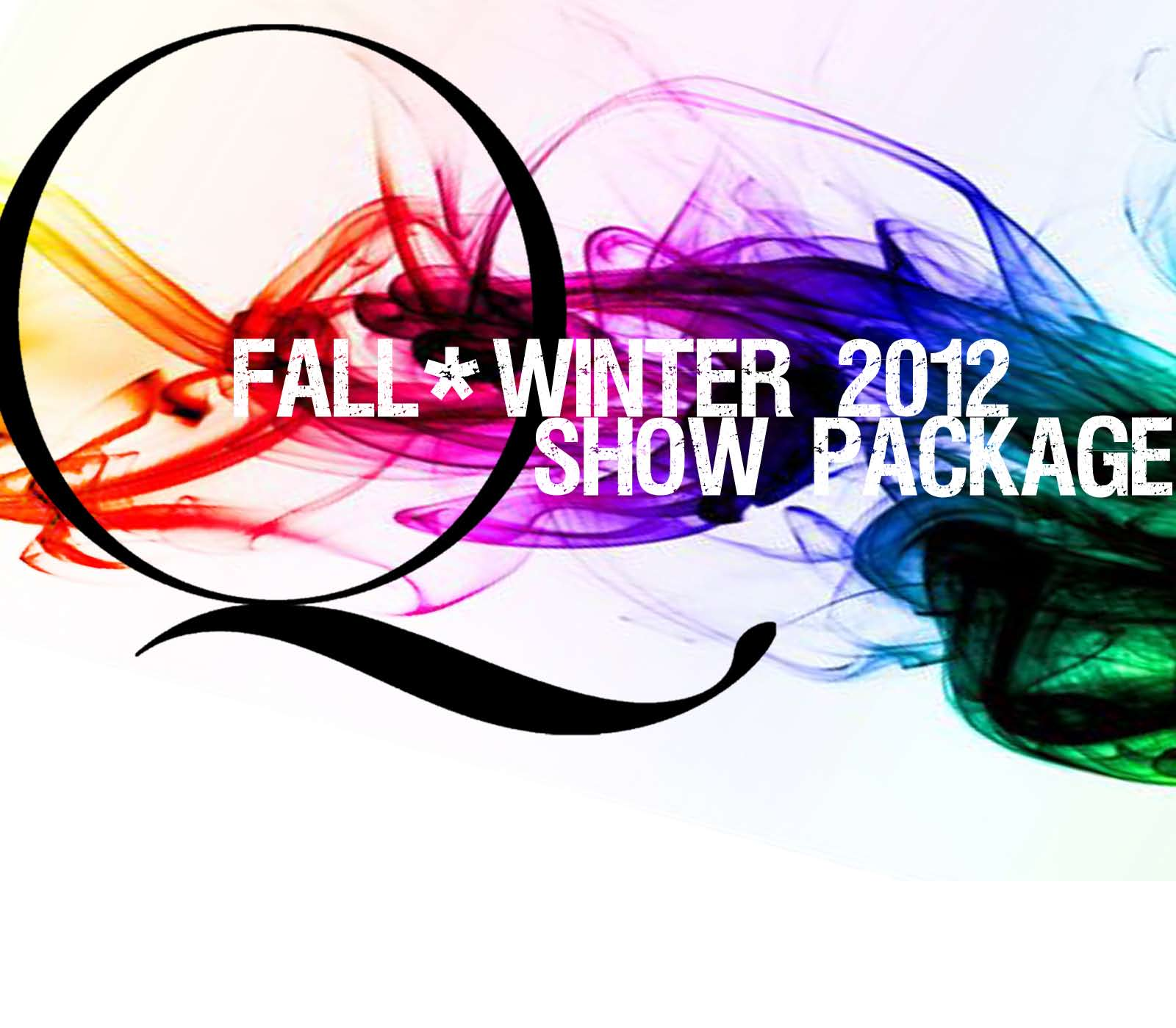 Q Management Fall/Winter 2012 Show Package