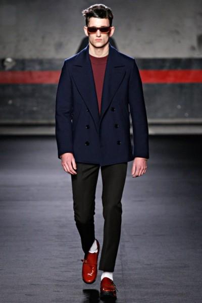 Acne Fall/Winter 2012 | Paris Fashion Week