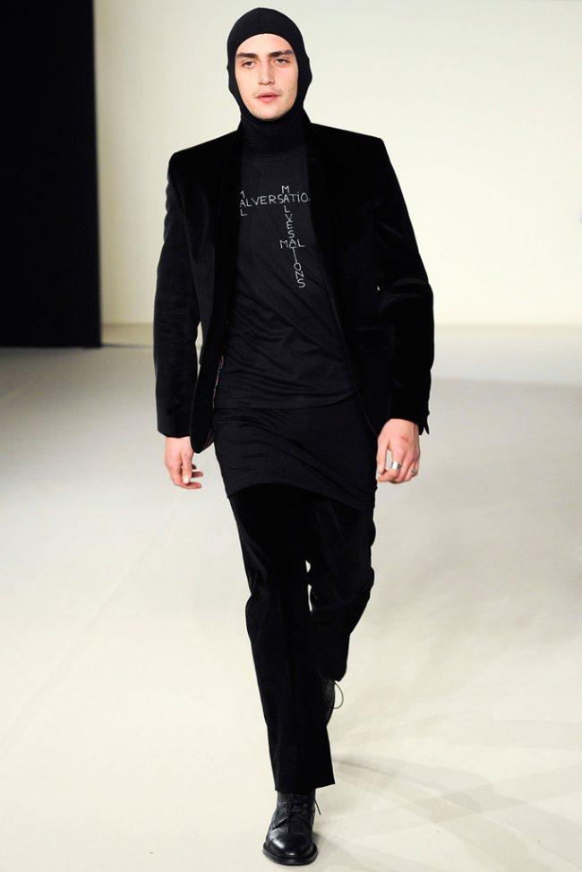 agnès b. Fall/Winter 2012 | Paris Fashion Week