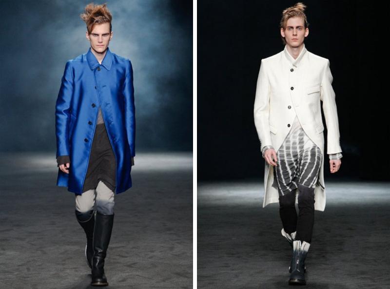 Ann Demeulemeester Fall/Winter 2012 | Paris Fashion Week