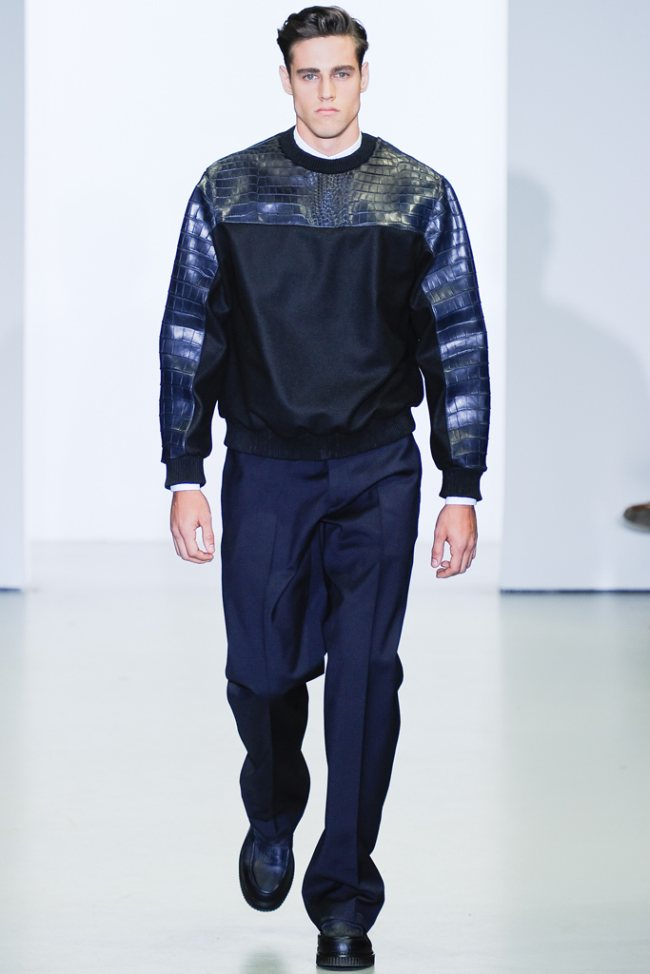 Calvin Klein Collection Fall/Winter 2012 | Milan Fashion Week