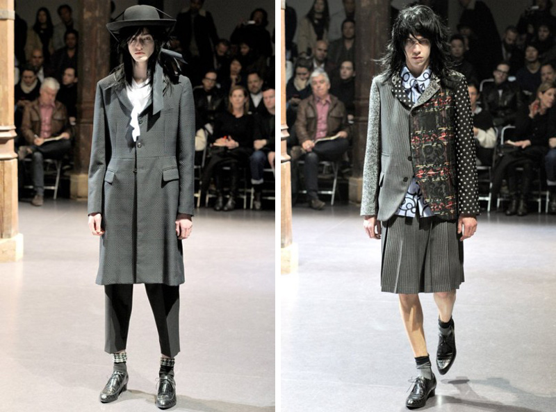 Comme des Garçons Fall/Winter 2012 | Paris Fashion Week