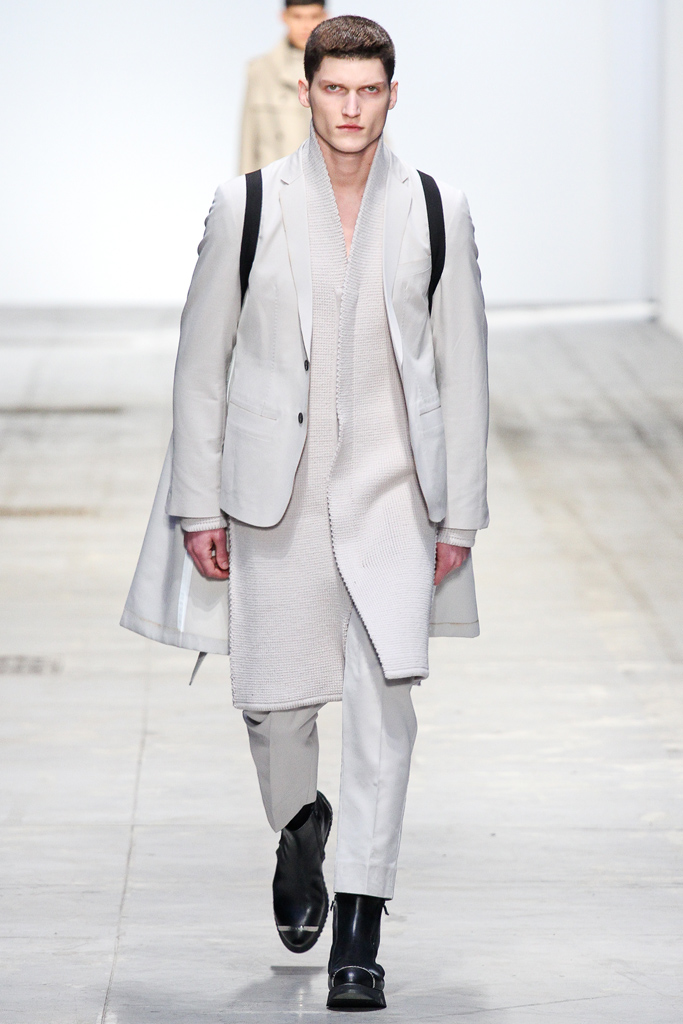 Costume National Homme Fall/Winter 2012 | Milan Fashion Week