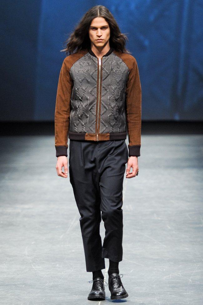 Diesel Black Gold Fall/Winter 2012 | Milan Fashion Week