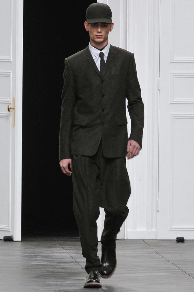Dior Homme Fall/Winter 2012 | Paris Fashion Week