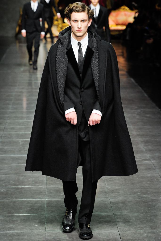 Dolce & Gabbana Fall/Winter 2012   Milan Fashion Week