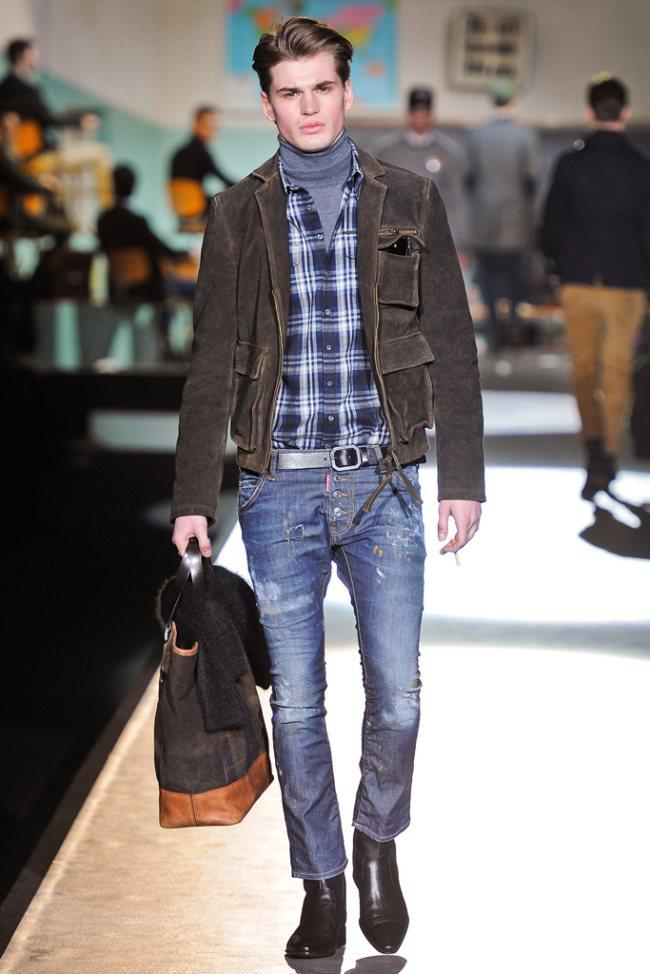 Dsquared² Fall/Winter 2012 | Milan Fashion Week image