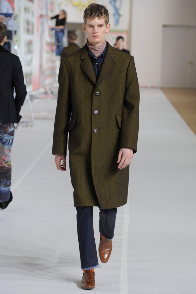 Dries Van Noten Fall/Winter 2012 | Paris Fashion Week image