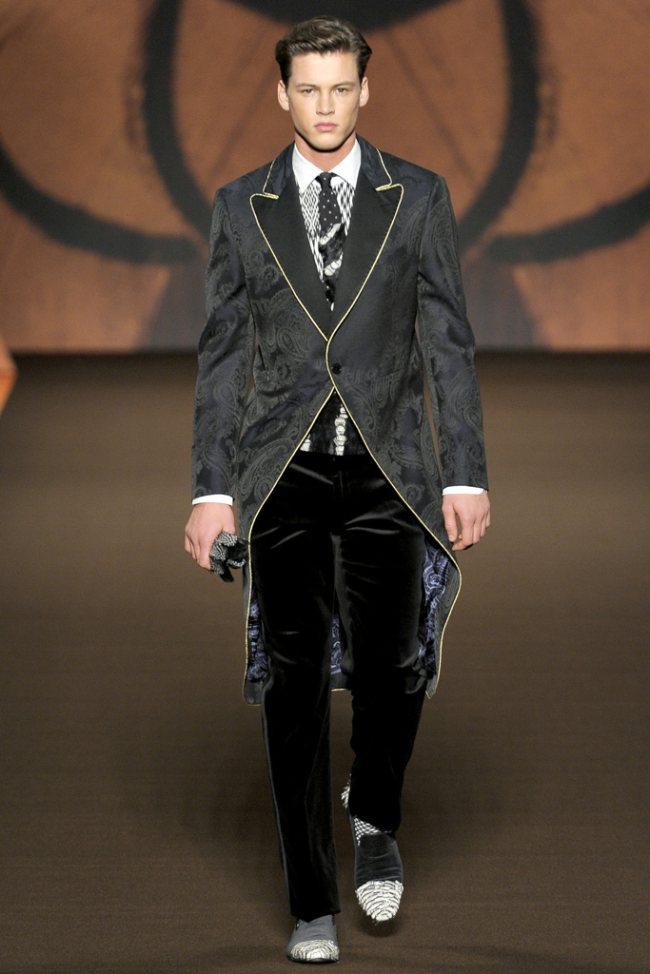 Etro Fall/Winter 2012 | Milan Fashion Week