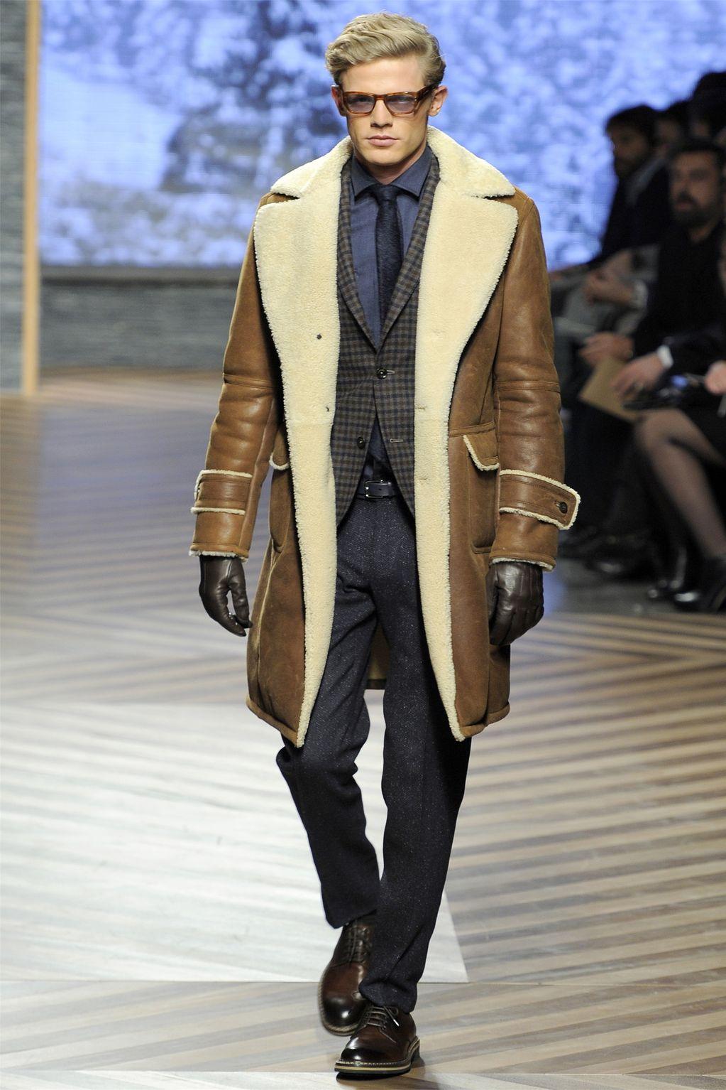 Ermenegildo Zegna Fall/Winter 2012 | Milan Fashion Week