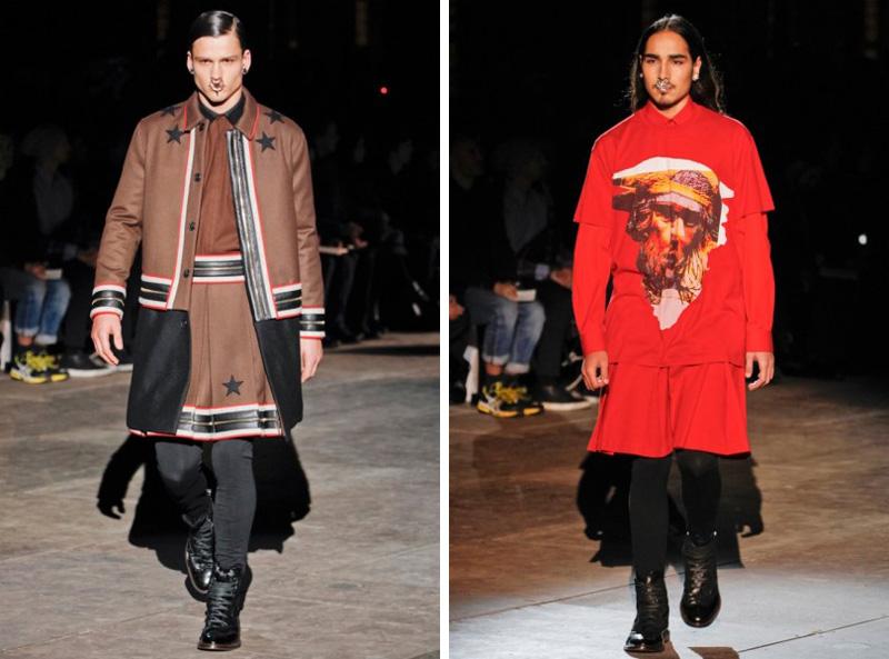 Givenchy Fall/Winter 2012 | Paris Fashion Week