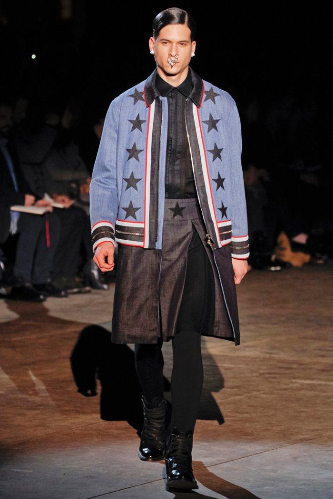 Givenchy Fall/Winter 2012 | Paris Fashion Week image