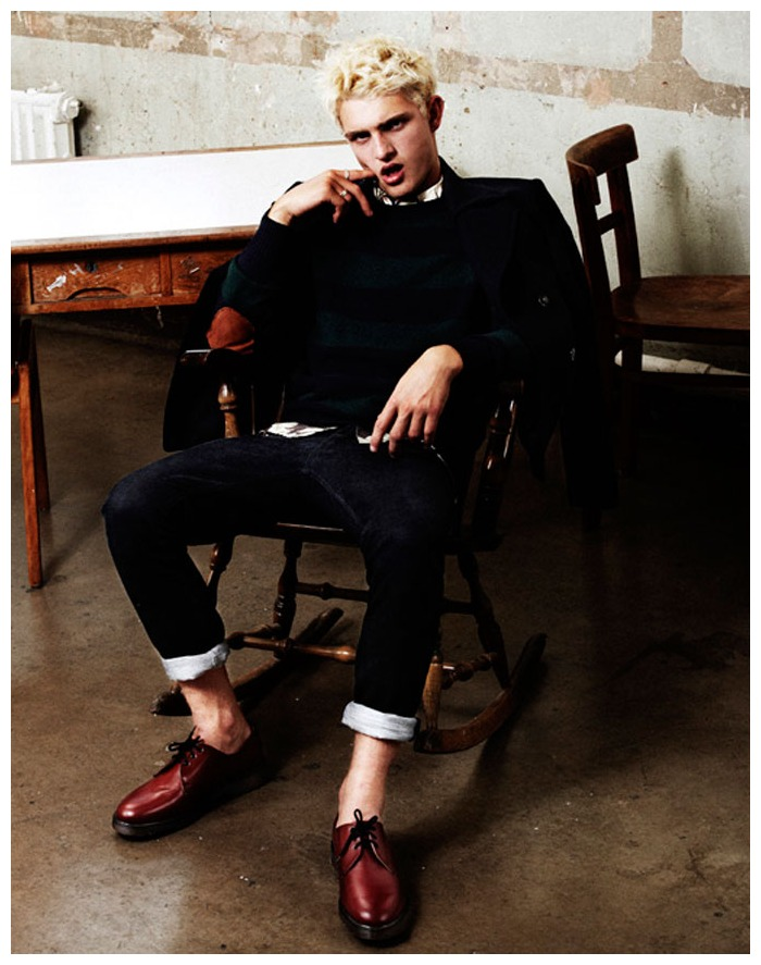 Gabe Mador by Piczo for Indie Magazine