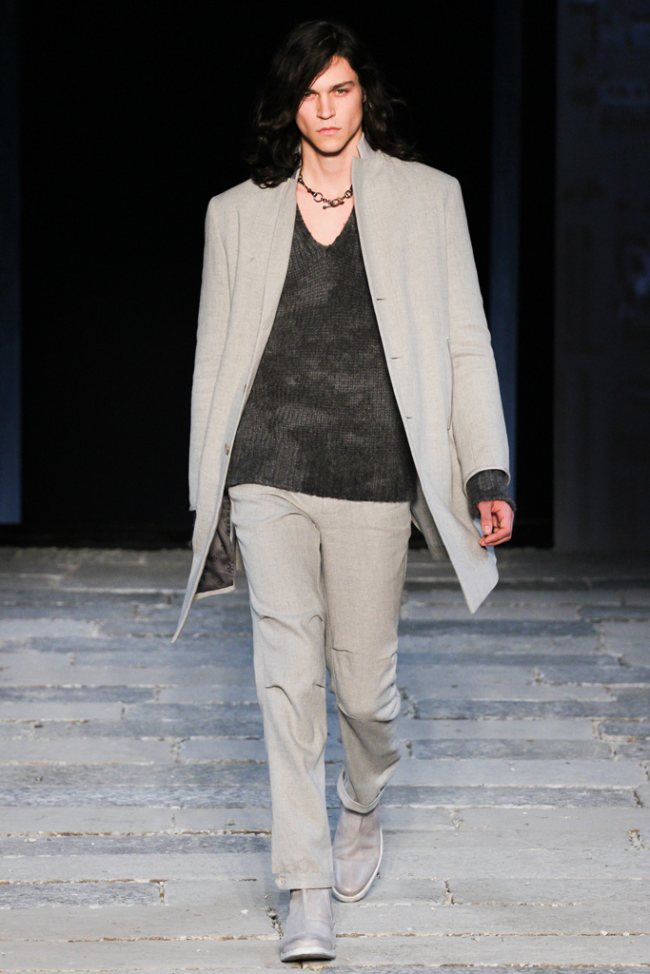 John Varvatos Fall/Winter 2012 | Milan Fashion Week
