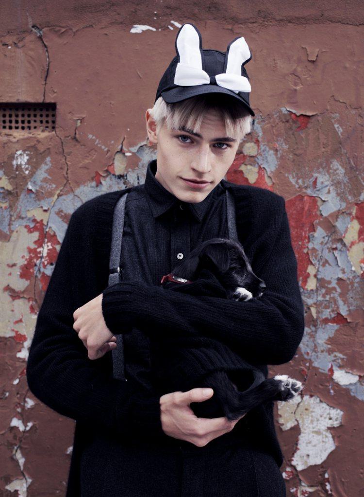Jonas Kloch by Kate Cox for Helmet Magazine
