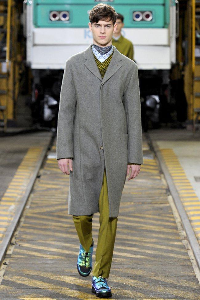 Kenzo Fall/Winter 2012 | Paris Fashion Week image