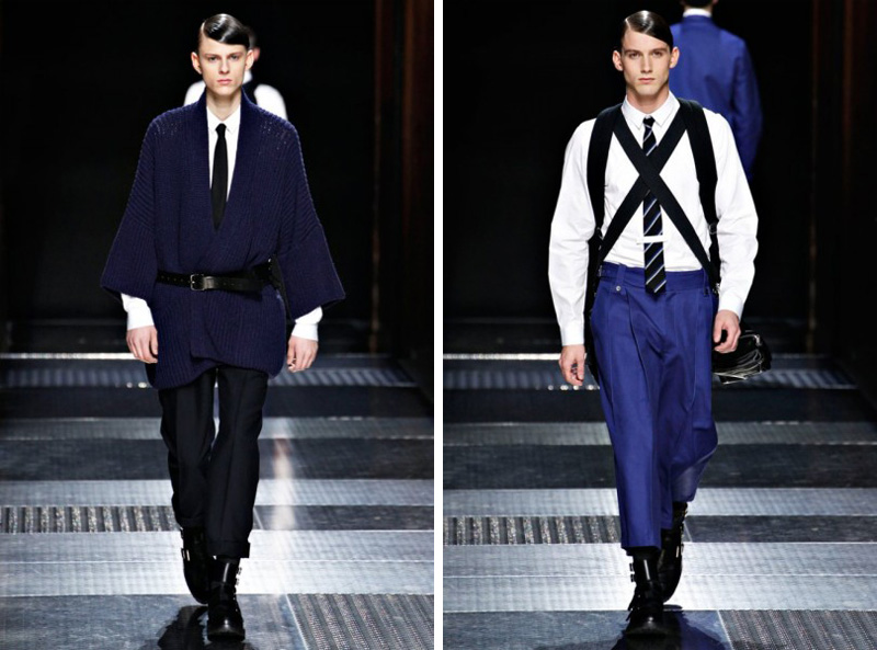 Kris Van Assche Fall/Winter 2012 | Paris Fashion Week