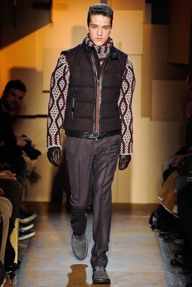 Les Hommes Fall/Winter 2012   Milan Fashion Week