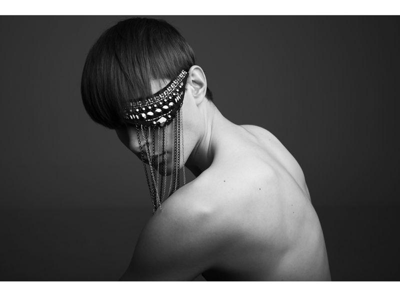 Portrait | Marek by Krzysztof Wyzynski
