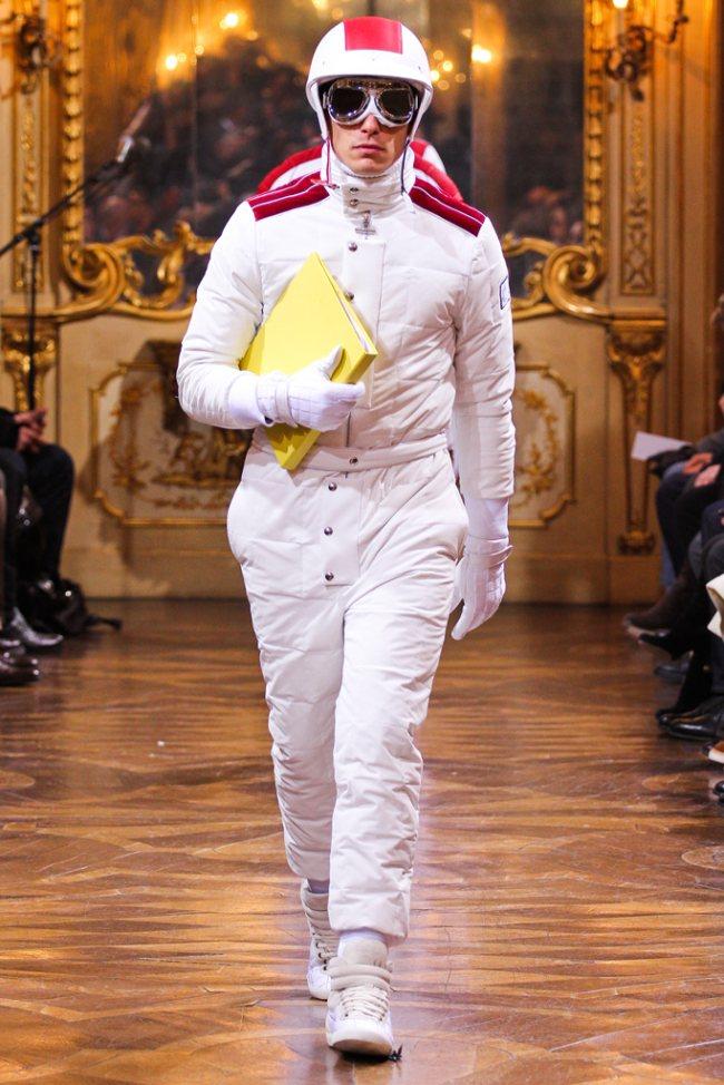 Moncler Gamme Bleu Fall/Winter 2012 | Milan Fashion Week