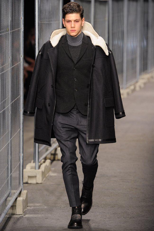 Neil Barrett Fall/Winter 2012 | Milan Fashion Week