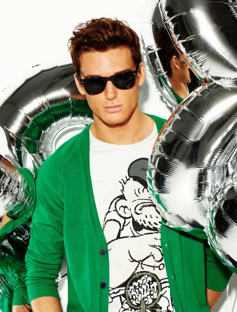 Nikola Jovanovic for Blanco Spring/Summer 2012 Campaign