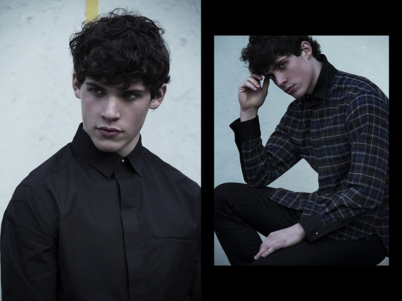 Michael Whittaker by Brent Chua for Fashionisto Exclusive
