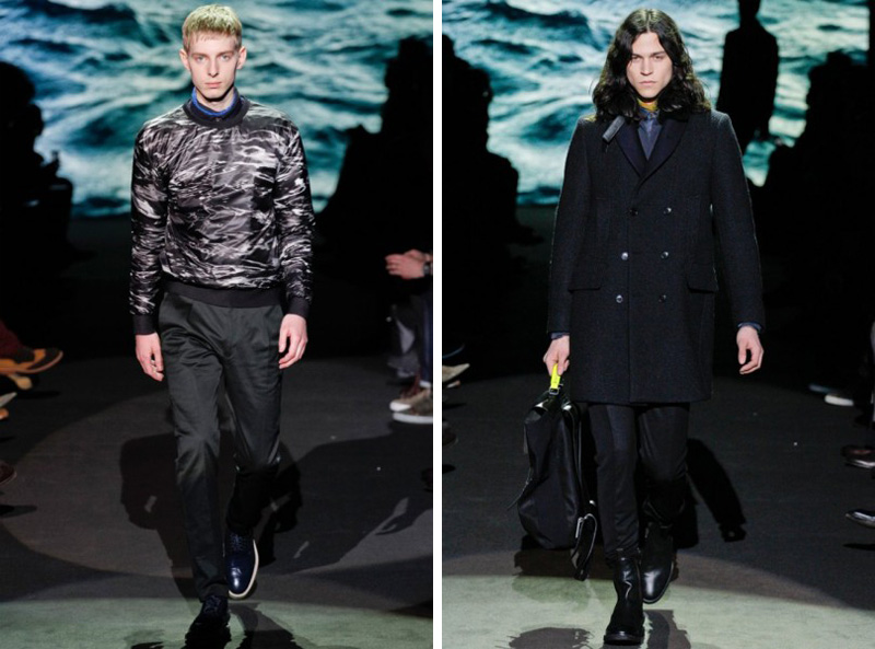 Paul Smith Fall/Winter 2012 | Paris Fashion Week
