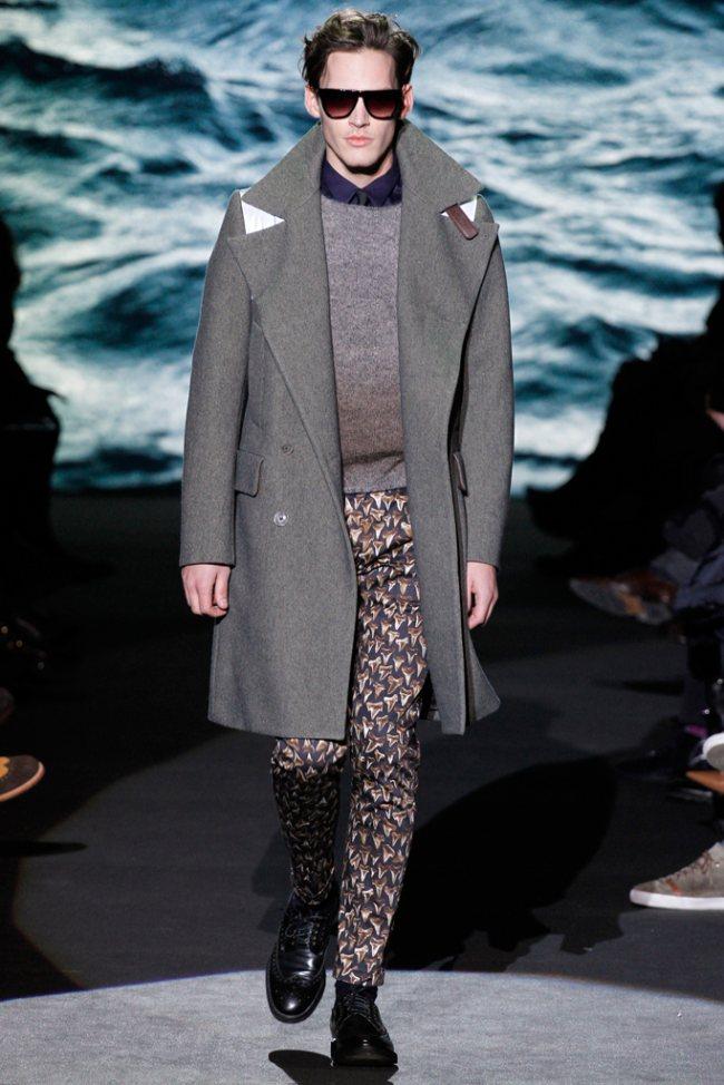 Paul Smith Fall/Winter 2012 | Paris Fashion Week image
