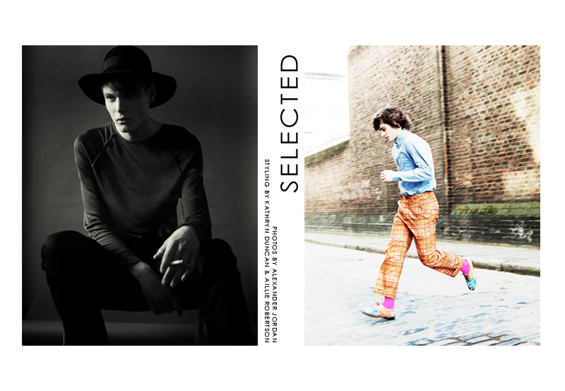 The Boys of Select by Alexander Jordan for Fashionisto Exclusive