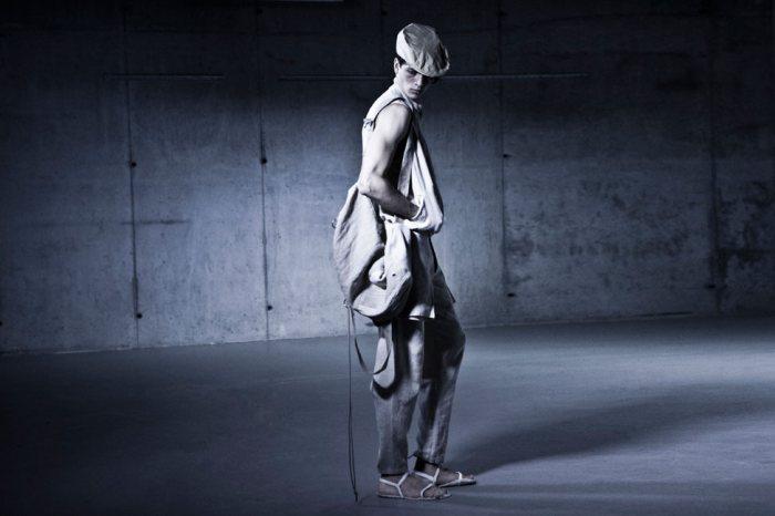 Silviu Tolu by Tibi Clenci for Patzaikin Spring/Summer 2012