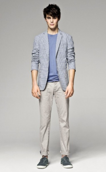 Andrea Bellisario & Jacob Young for Sisley Spring/Summer 2012