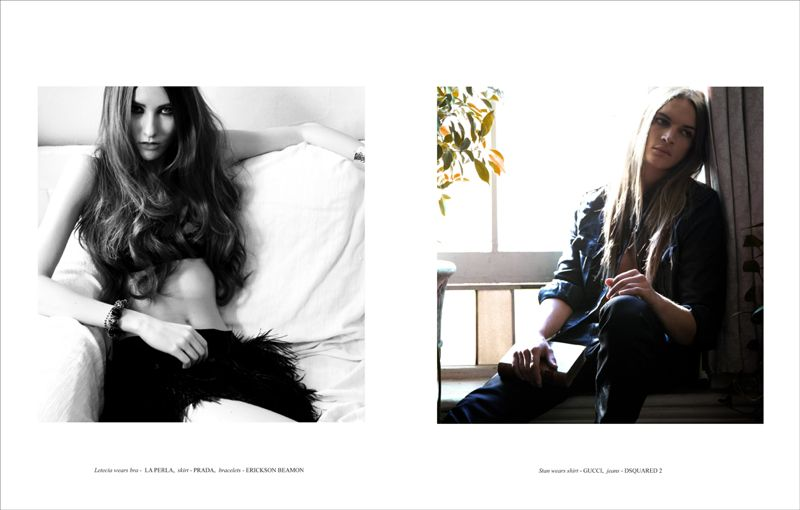 Stan Rapley by Dennis Golonka for Un-Titled Project