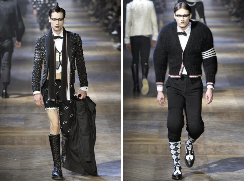 Thom Browne Fall/Winter 2012 | Paris Fashion Week