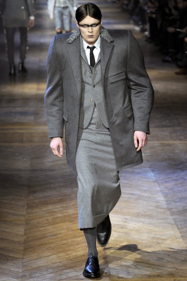 Thom Browne Fall/Winter 2012 | Paris Fashion Week image