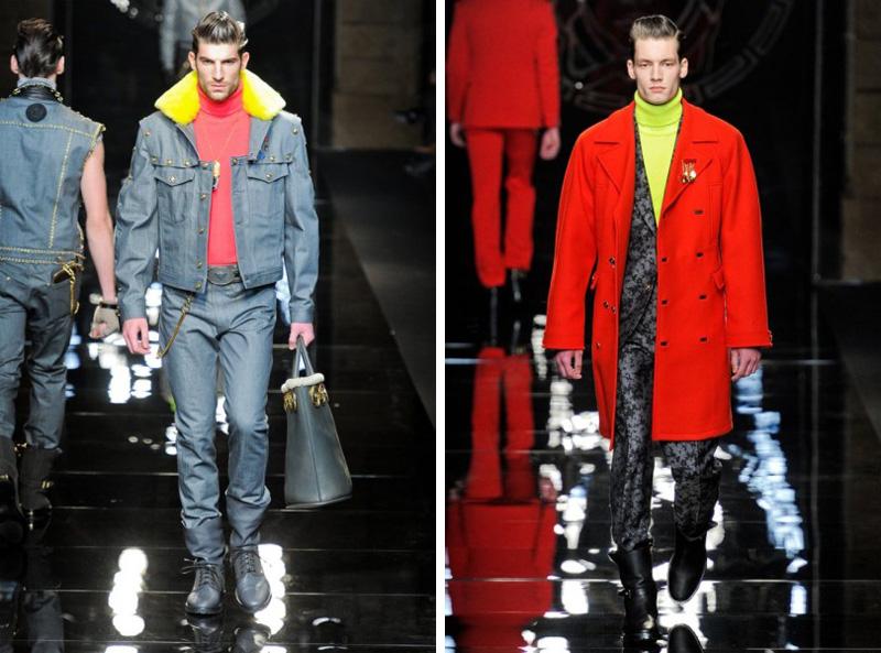 Versace Fall/Winter 2012 | Milan Fashion Week