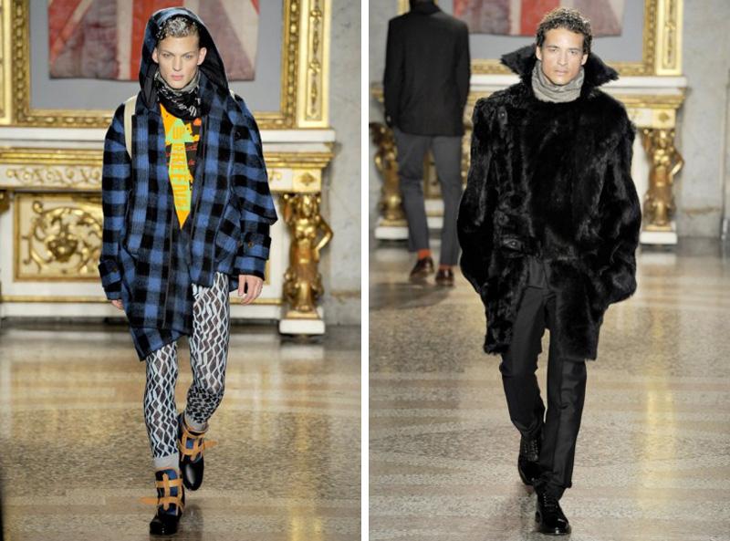 Vivienne Westwood Fall/Winter 2012 | Milan Fashion Week