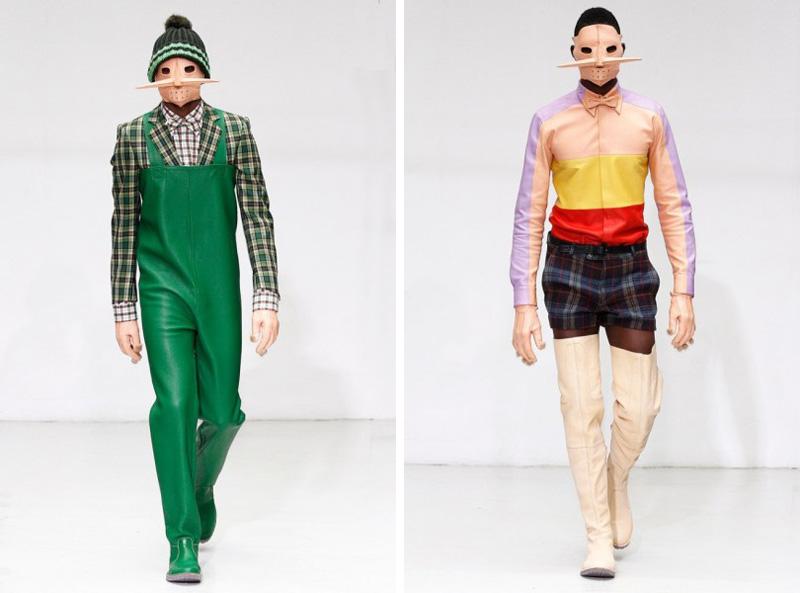Walter Van Beirendonck Fall/Winter 2012 | Paris Fashion Week