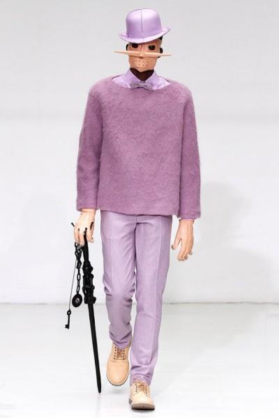 Walter Van Beirendonck Fall/Winter 2012   Paris Fashion Week