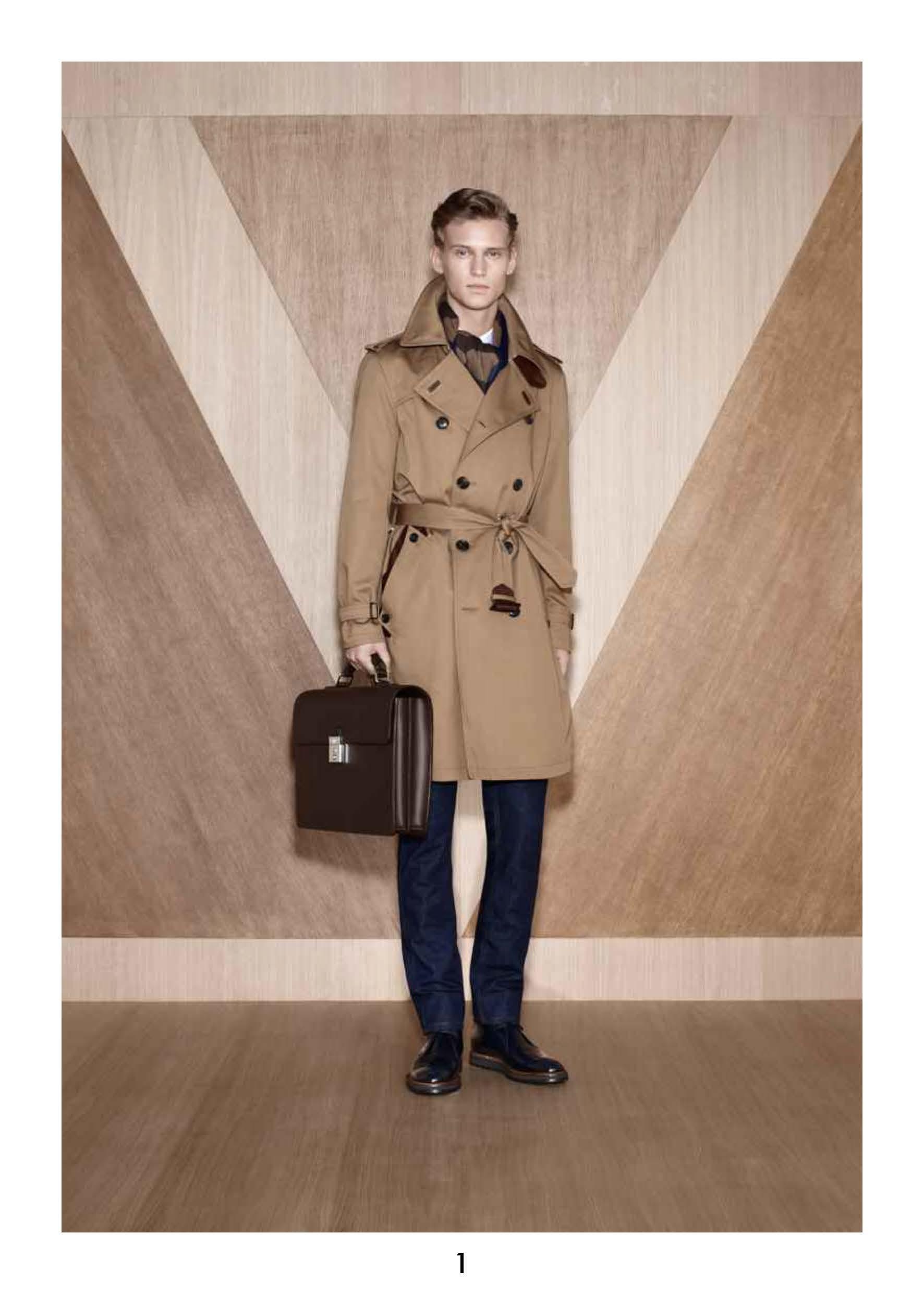 Alexander Johansson & Ryan Taylor for Louis Vuitton Pre-Fall 2012