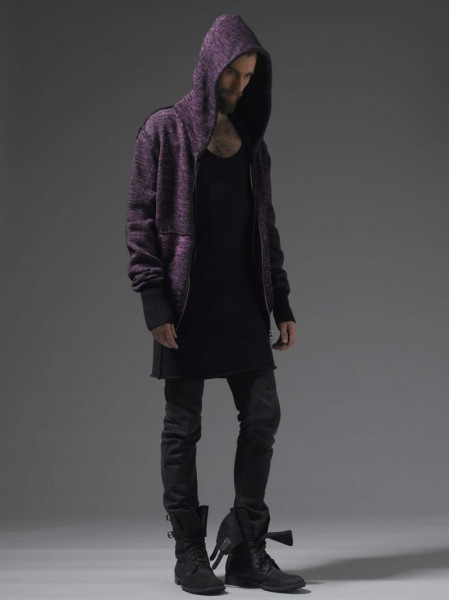 Justin Passmore for Lars Andersson Fall/Winter 2012