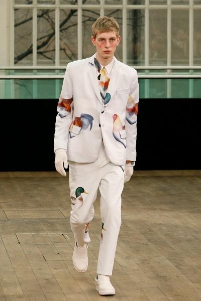 Agi & Sam Fall/Winter 2012   London Fashion Week