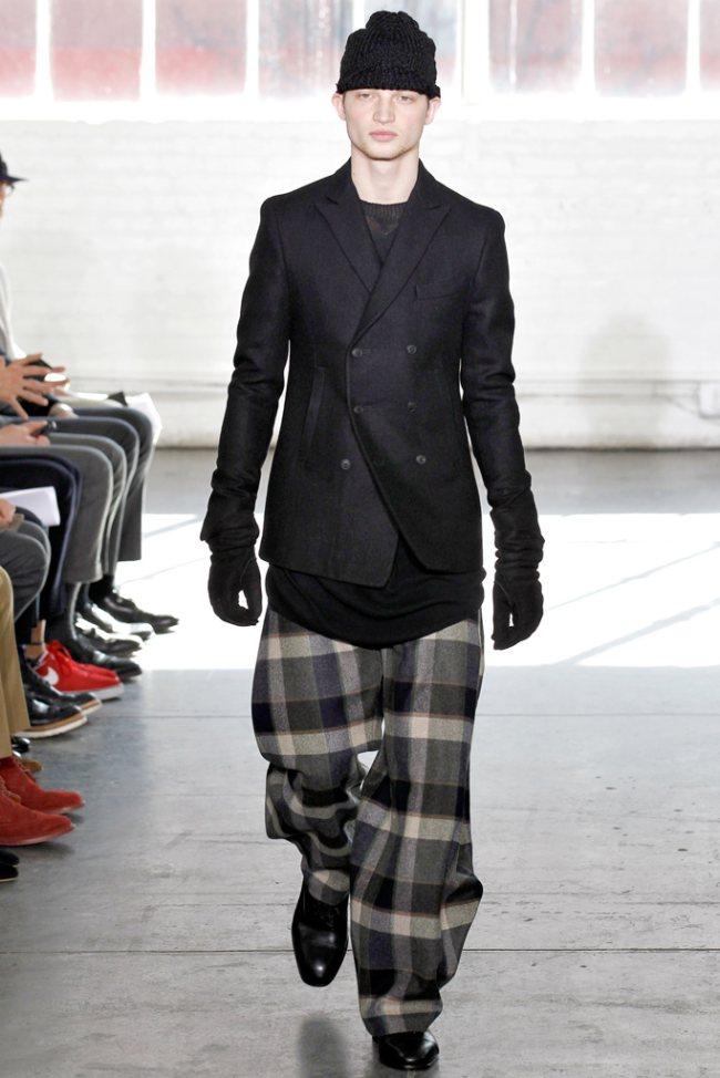 Duckie Brown Fall/Winter 2012 | New York Fashion Week