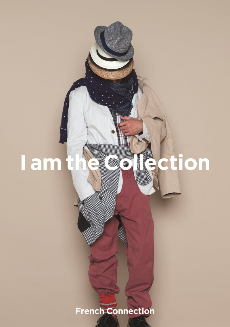 French Connection Spring/Summer 2012 Campaign by Gregoire Alexandre