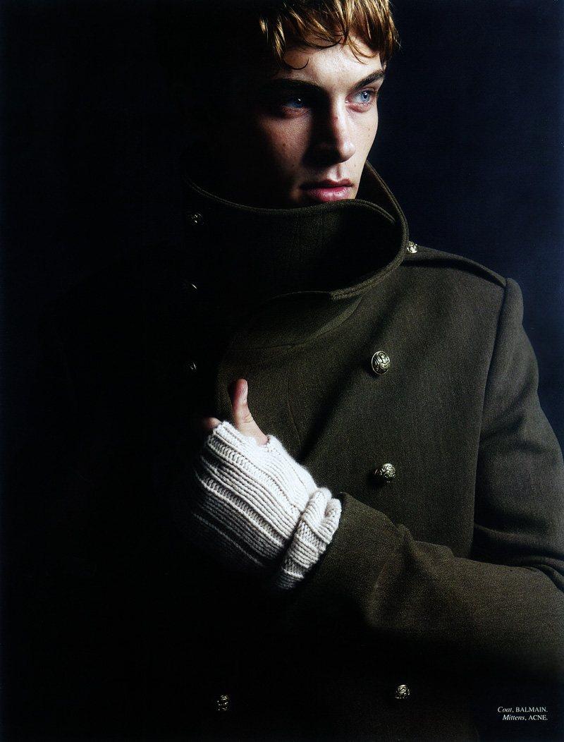 Greg Nawrat by Milan Vukmirovic & Platonov Pavel in Fashion for Men