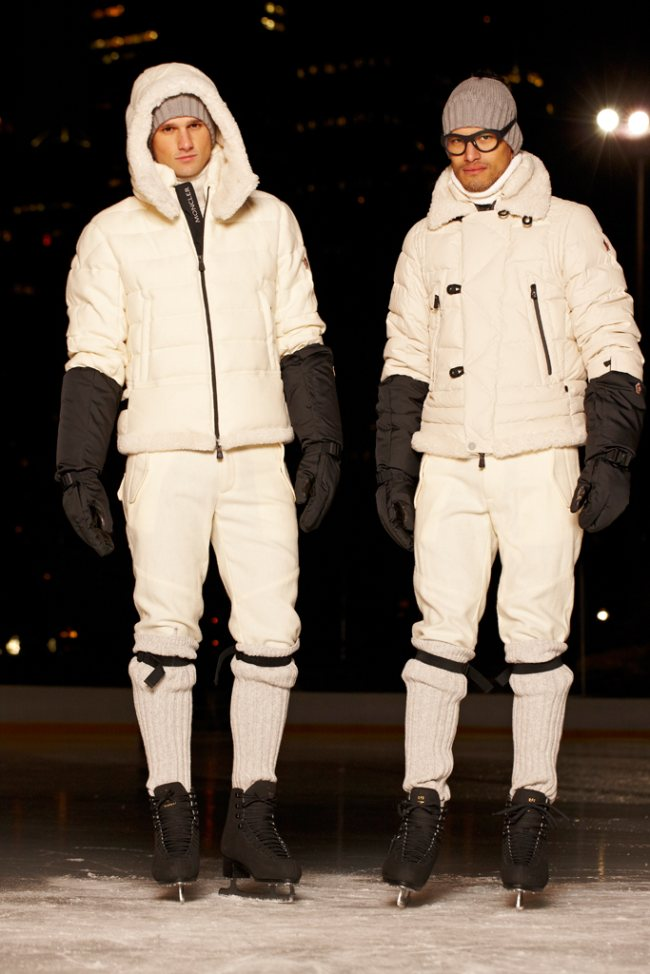 Moncler Grenoble Fall/Winter 2012 | New York Fashion Week