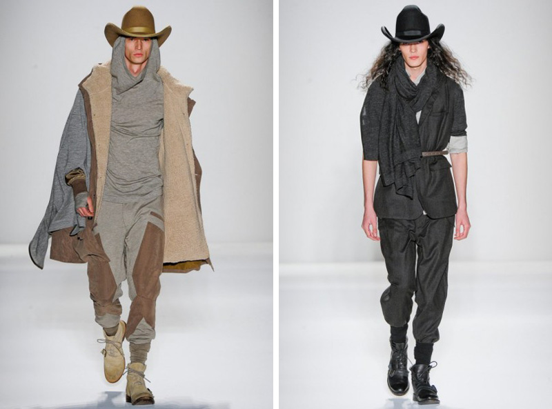 Nicholas K Fall/Winter 2012 | New York Fashion Week