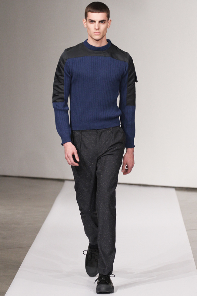 Patrik Ervell Fall/Winter 2012 | New York Fashion Week