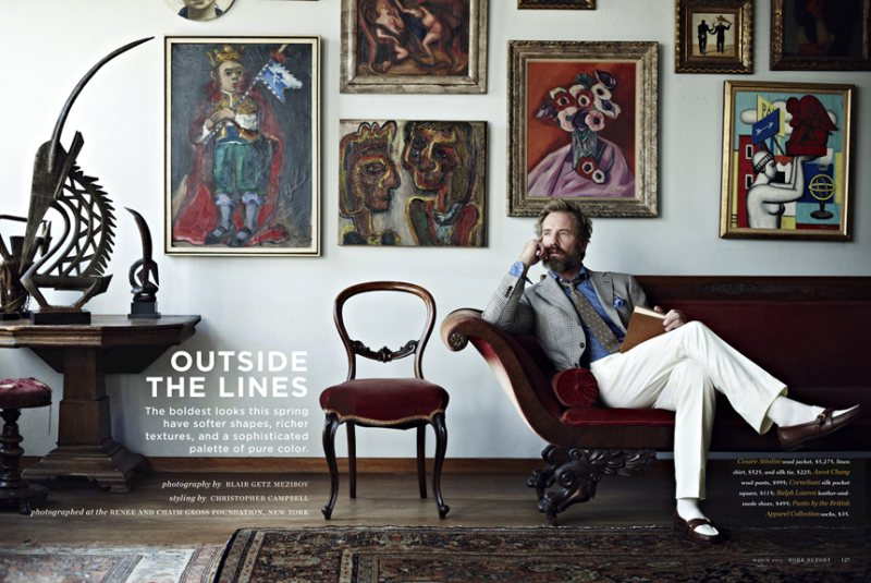 Rainer Andreesen by Blair Getz Mezibov for Robb Report